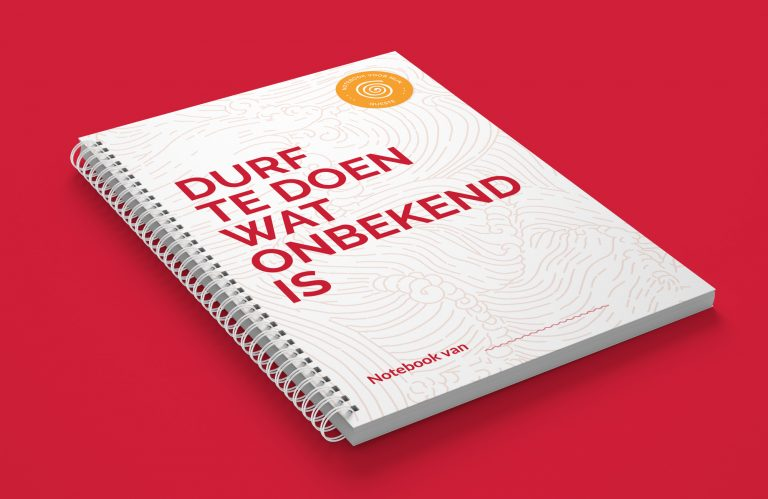 Ruimtehouders Queste Notebook